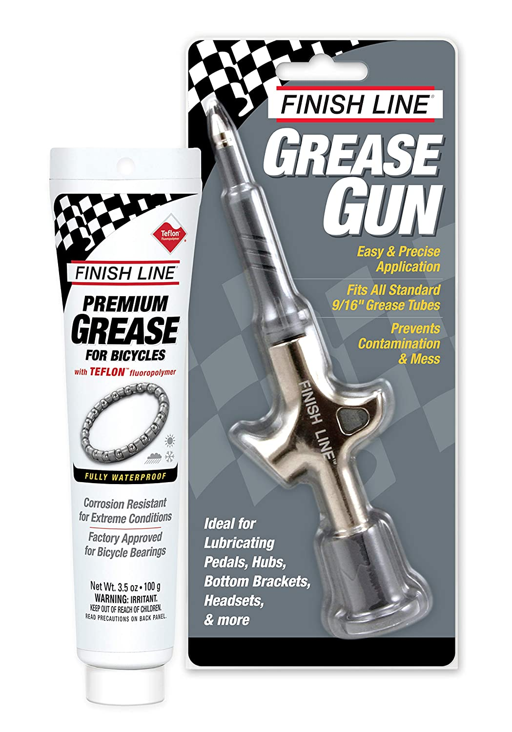 Finish Line Grease Kit