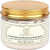 Khadi Naturals Almond and Kokum Body Butter, 200g