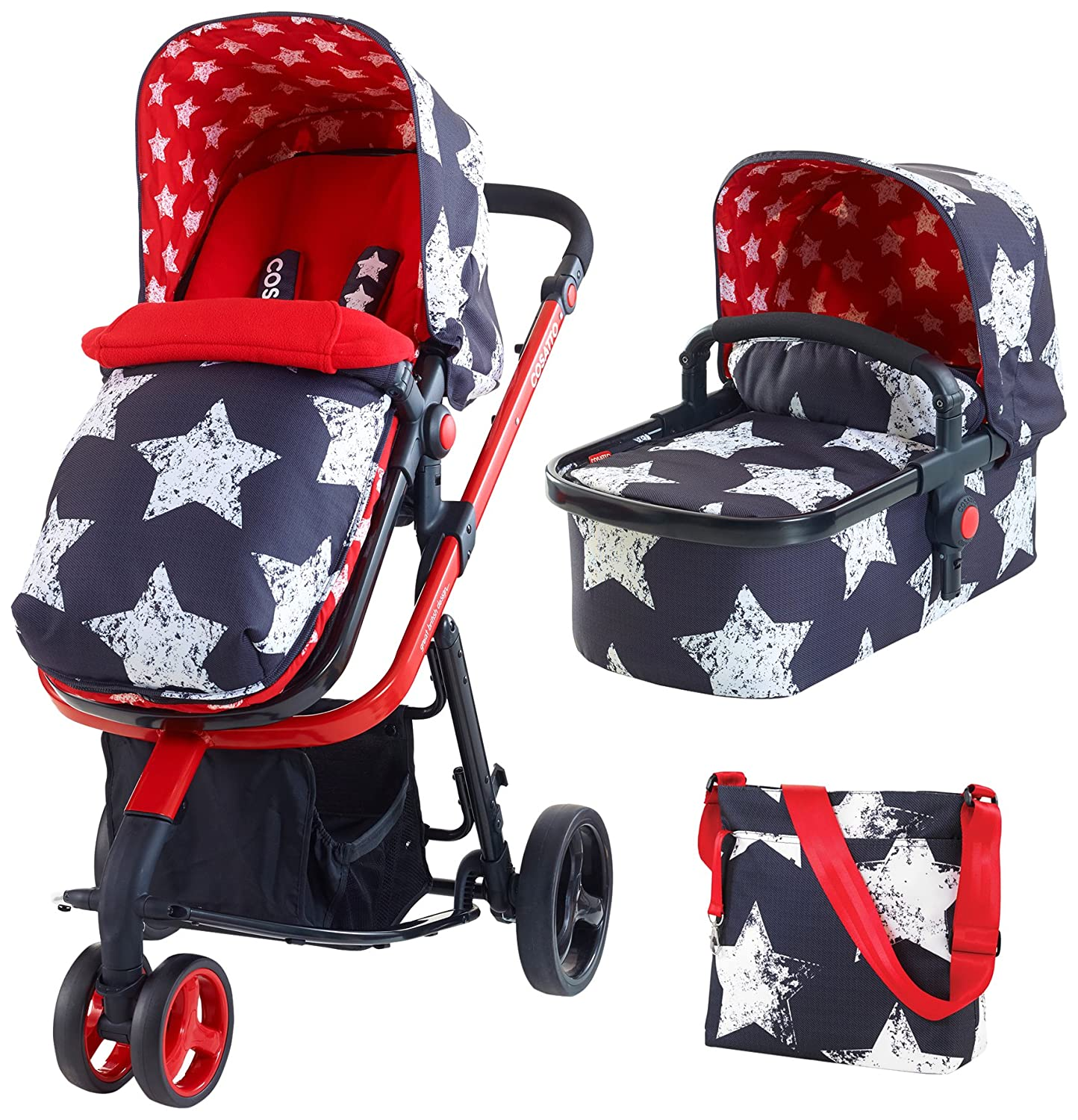 Cosatto Giggle 2 Travel System Hipstar Amazon Baby