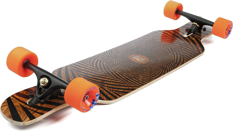 Loaded Boards Tan Tien Bamboo Longboard - 2