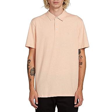 83391059 Amazon.com: Volcom Wowzer Modern Fit Cotton Polo Shirt: Clothing