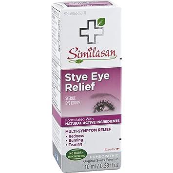 Similasan Stye Eye Relief Drops, 0 33 Ounce