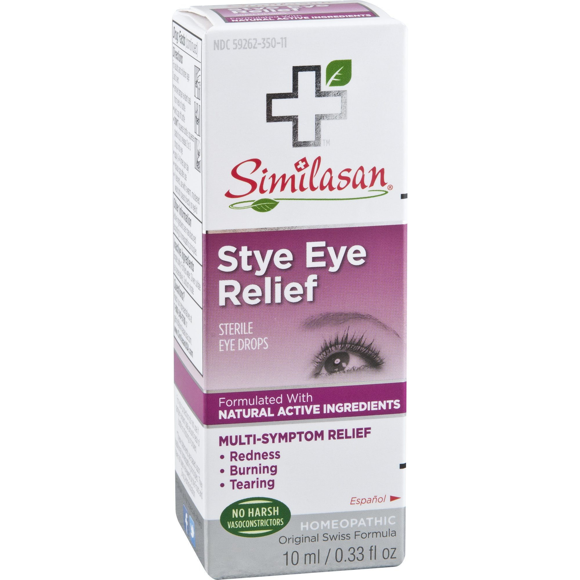 Similasan Stye Eye Relief Drops, 0.33 Ounce