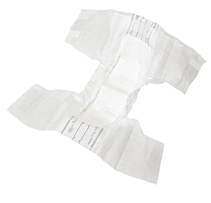 ID Expert Slip - Pañales desechables para adultos (Normal, 115-155 cm,