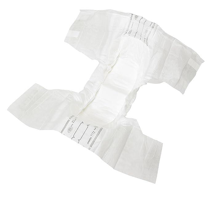 ID Expert Slip - Pañales desechables para adultos (Normal, 115-155 cm, talla L): Amazon.es: Salud y cuidado personal