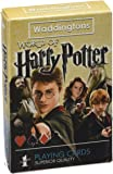 Jeu de cartes Harry Potter Waddingtons N°1