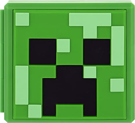 Nintendo Switch Premium Game Card Case - Minecraft Creeper ...