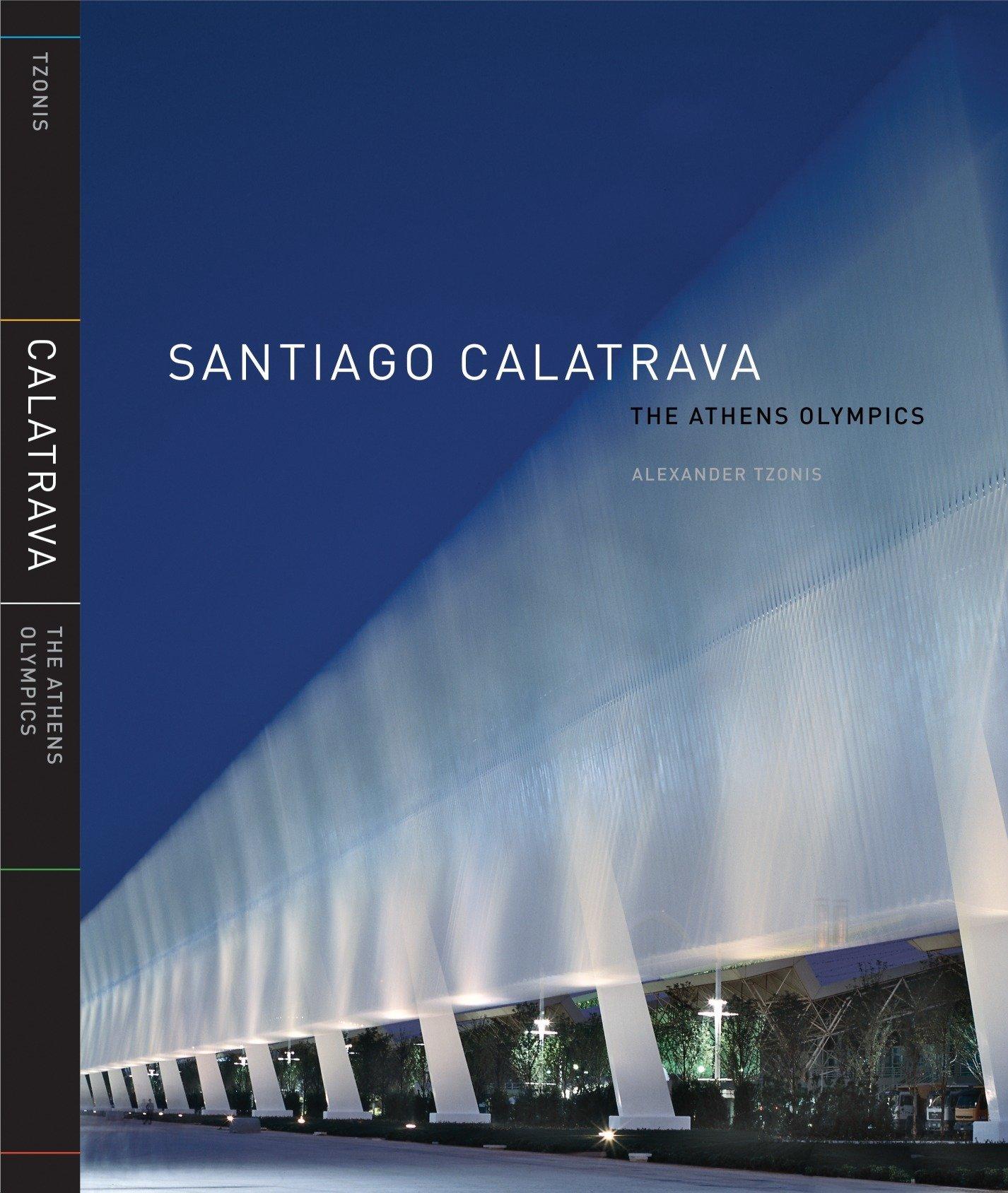 Download Santiago Calatrava The Athens Olympics ebook