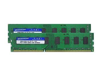 Kit De Módulos De Memoria Tot 8 Gb 4 Gb X 2 Ddr3 Pc3