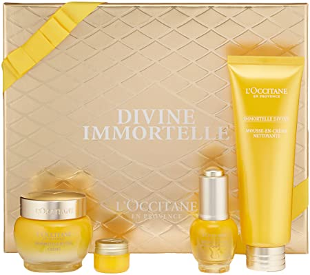 L Occitane Luxurious Divine Star Gift Set