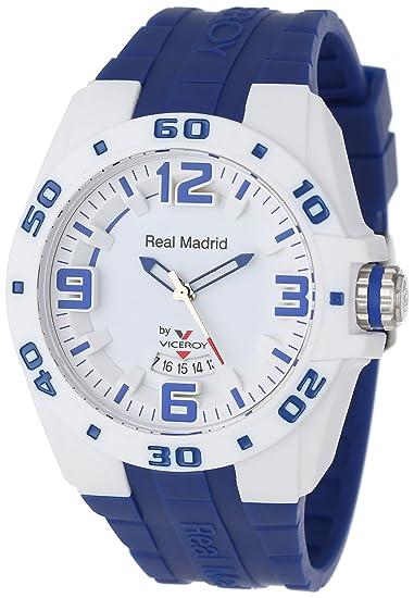 c5924688cd25 Reloj Viceroy Real Madrid 432851-05 Hombre Blanco