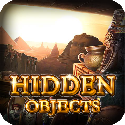 Canopic Jar of Immobilizing - Hidden Object Challenge # 30