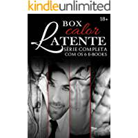 Box série Calor latente: Completa contendo os 6 e-books