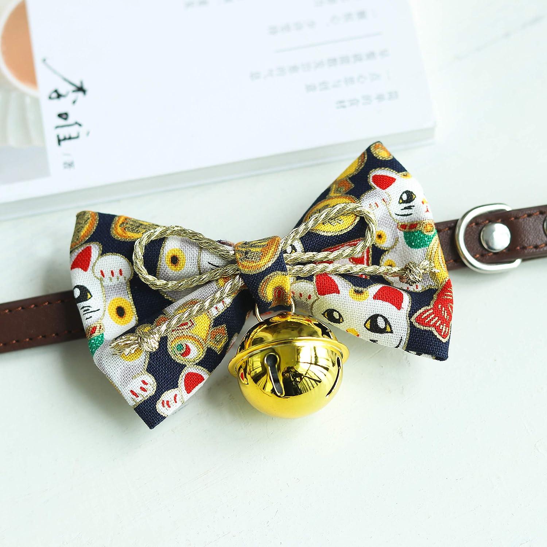 QZHYGE Afortunado Collar de tracción para Mascotas | Felicidades ...