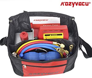 Kozyvacu is the best vacuum pump in the market to serve the refrigeration needs.