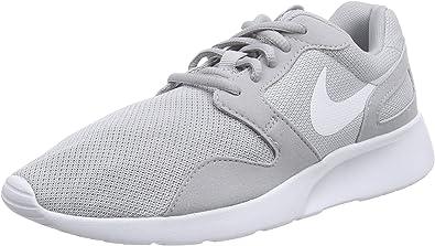 Península correr mi  Nike Kaishi - Zapatillas para Mujer, Color Gris/Blanco: Amazon.es: Zapatos  y complementos