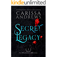 Secret Legacy: A Supernatural Ghost Series (The Windhaven Witches Book 1)