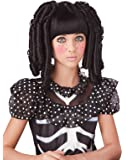 Baby Doll Curls with Bangs Wig