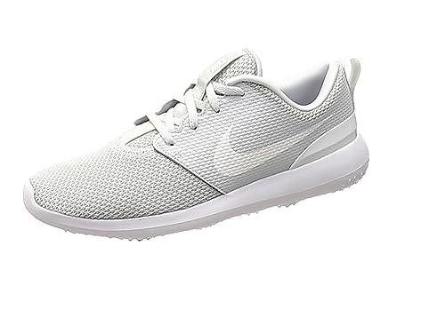 Nike Men S Roshe G Golf Shoes Grey Pure Platinum White 002 6 Uk Amazon Co Uk Shoes Bags