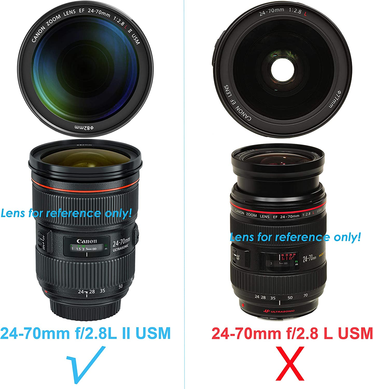 Fotasy Dedicated Bayonet Lens Hood for Canon EF-S 55-250mm f//4-5.6 IS STM Lens replacement of Canon ET-63 Lens Hood, Canon 55-250mm IS STM Lens Hood