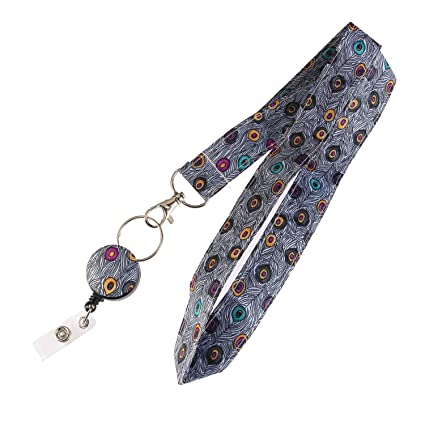 Amazon com : Latest Release Totem Cloth Strap Neck Lanyard Cute ID