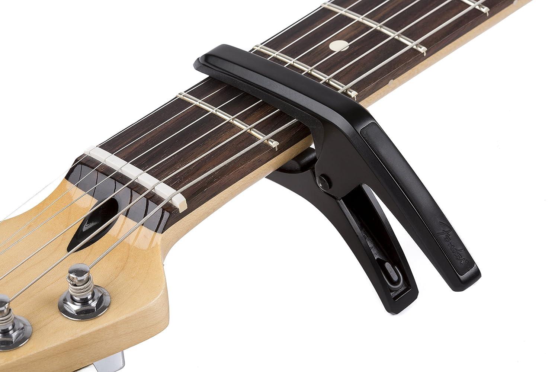 Fender Fénix Eléctrico y Guitarra Acústica Capo: Amazon.es: Instrumentos musicales
