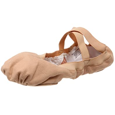 Bloch Women's Pro Elastic Ballet Slipper Brown Size: 3 ...
