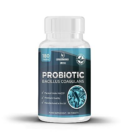 probiotico alta resistencia(Máximo UFC por tableta) - Apoya Salud Intestinales y adelgazar-