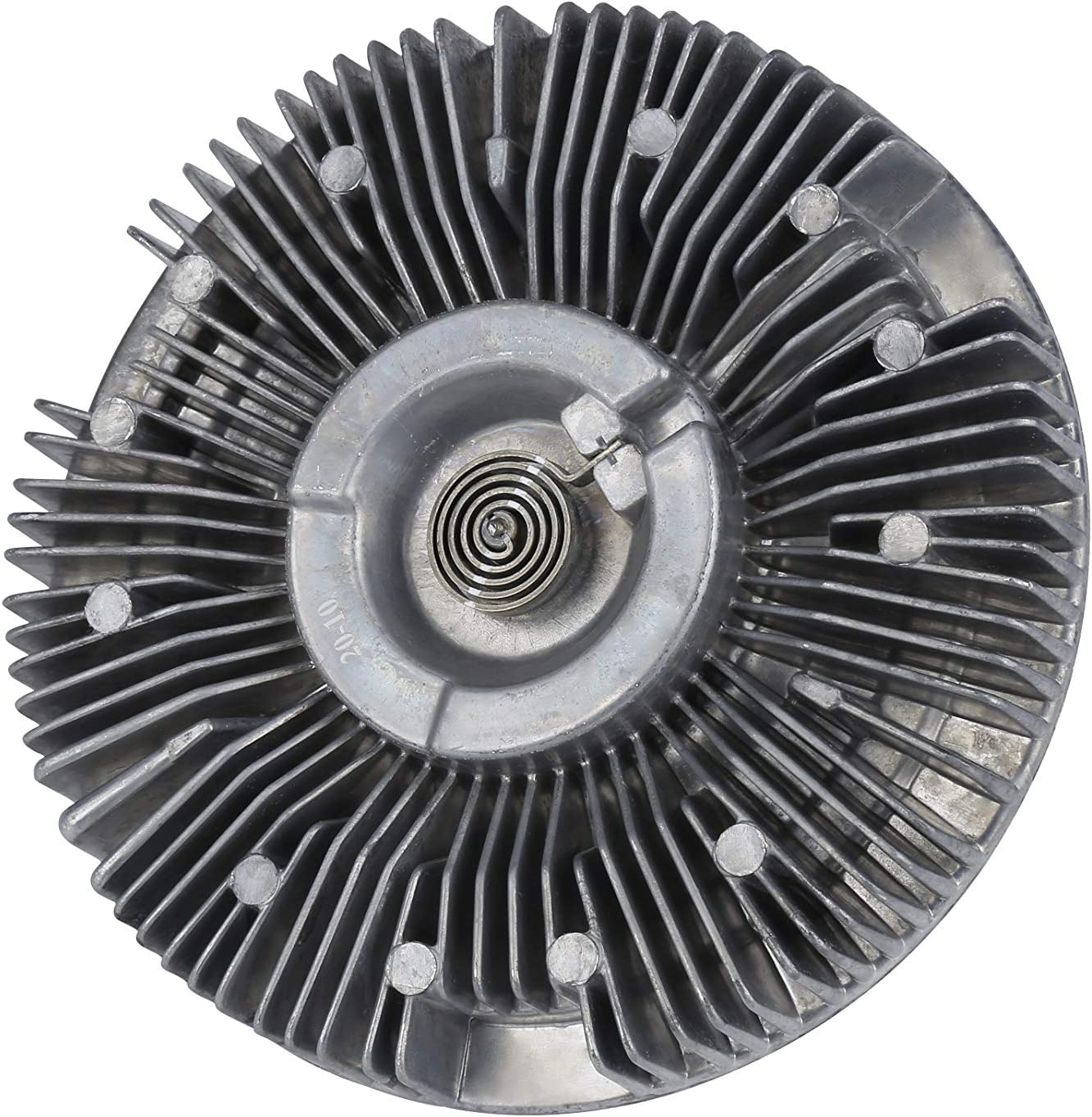 Replacement Electronic Radiator Fan Clutch Avalanche Suburban 1500 GMC Sierra 2500 HD Compatible with Chevy Silverado 20913877 Yukon XL 1500 Cadillac Vehicles Replaces 15-4694 Tahoe