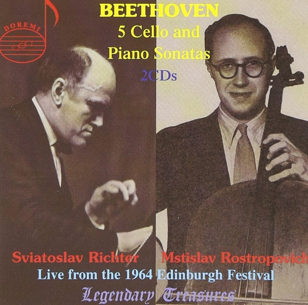 Beethoven: Cello and Piano Sonatas, Opp. 5, 69, 102