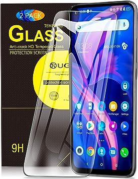 KuGi. para TCL Smartphone TCL PLEX Protector de Pantalla, Cristal Templado 9H Dureza Alta Definicion Protector de Pantalla Diseñado para TCL Smartphone TCL PLEX. Transparente(2 Piezas): Amazon.es: Electrónica