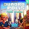 Days of Wonder Quadropolis Public Services Game