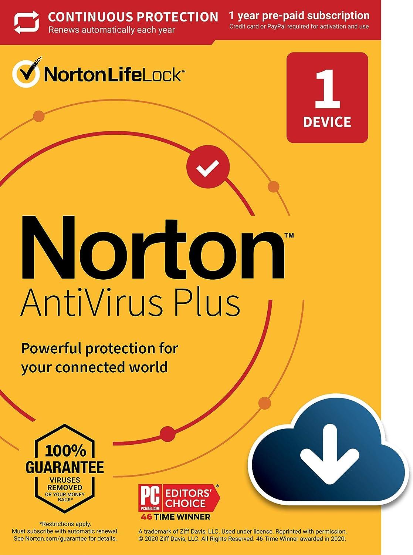 Norton AntiVirus Plus Discount Coupon Code