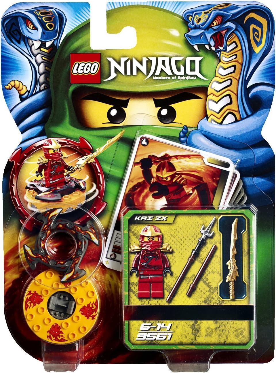 Lego Ninjago 25 Kai ZX