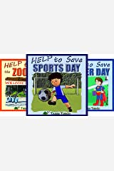 Help to Save (3 Book Series) Kindle Edition