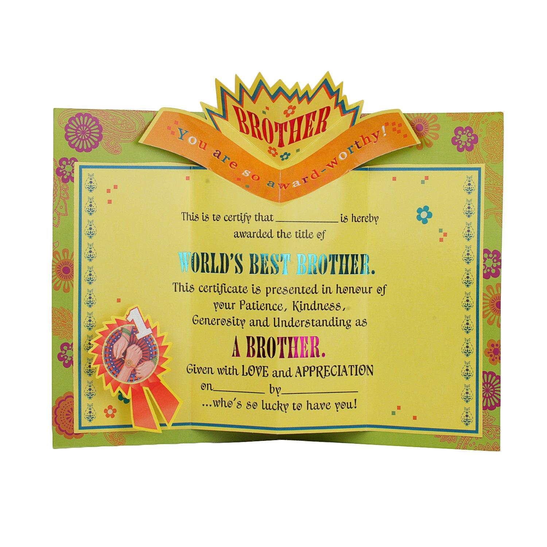 Archies Auspicious Special Gift Hamper Rakshabandhan Combo For