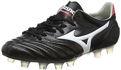 Mizuno Morelia Neo Kl MD - Chaussures de Football - Homme - Noir - Black (