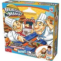 "Fotorama Burger Mania Game, 3.1"" x 10.6"" x 10.6"""