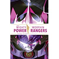 Mighty Morphin Power Rangers Beyond the Grid Deluxe Ed.