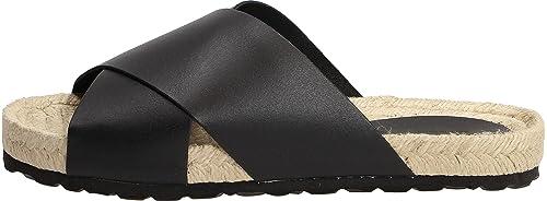 Pieces Black Scarpa Donna Ciabatta 17087756 KpNlhbAHG0