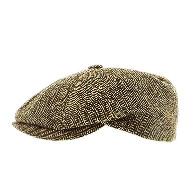 votrechapeau - Gorra Espiga de lana - Springfield - Beige: Amazon.es: Ropa y accesorios