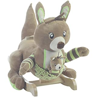 Rockabye Roo Roo The Kangaroo Ride On