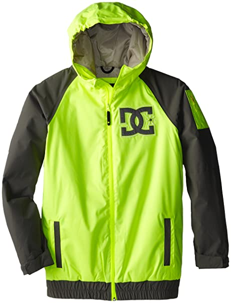 Amazon.com: DC Apparel Big - Chaqueta de nieve para niño ...