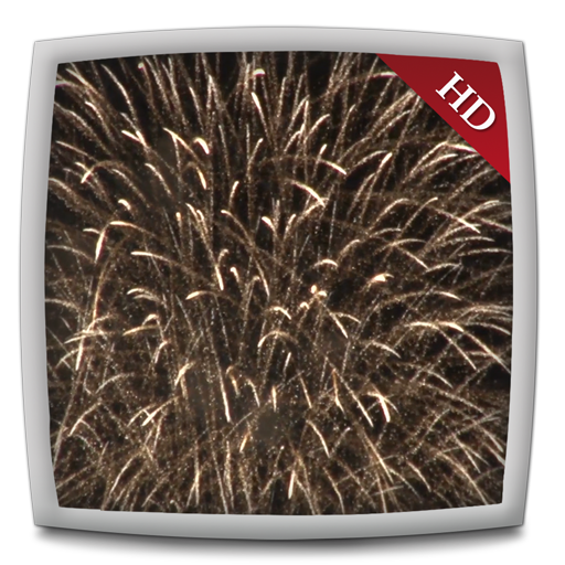 Dreamland Firework HD - Celebration Theme for Happy New - Digital Wallpaper