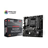 MSI B450M Bazooka Carte mère AMD B450 DDR4 Socket AM4