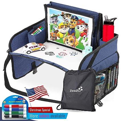 ZEAZU Kids Travel Tray - All-Inclusive Model