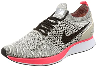 Nike Women's Wmns Air Zoom Mariah FK Racer PRM, STRING/BLACK-WHITE-