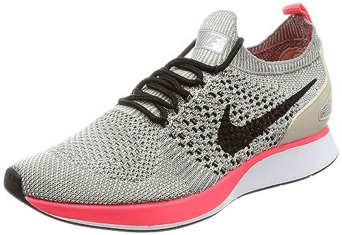2e3849454 Nike Women's Air Zoom Mariah FK Racer Prm Running Shoe, String / Black-white