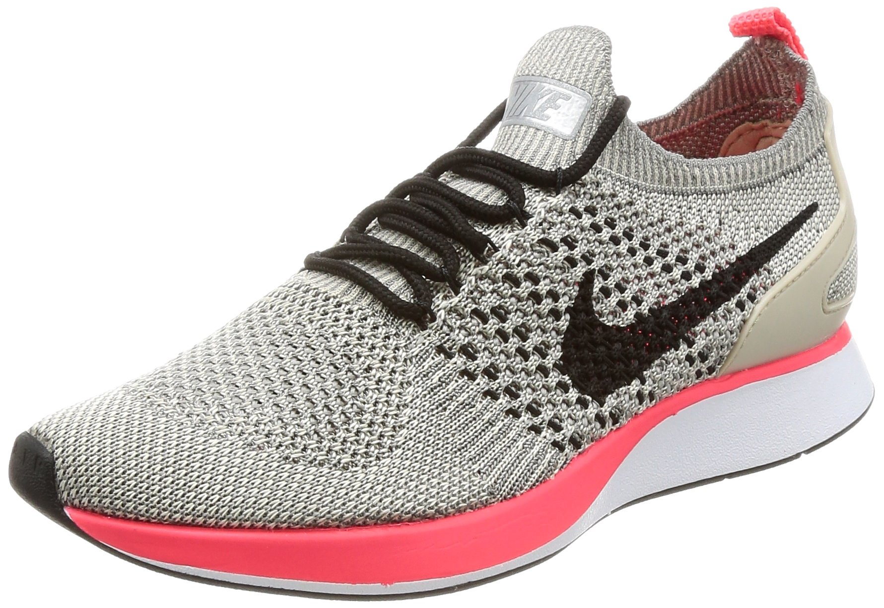 105b7231a63 Galleon - NIKE Women Air Zoom Mariah Flyknit Racer String Black-White-Solar  Red Size 7.5 US