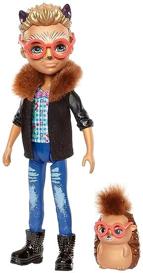 Enchantimals Hixby Hedgehog Doll & Pointer by Enchantimals